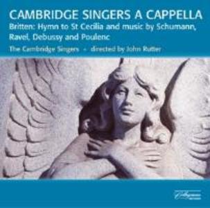 Cambridge Singers A Cappella als CD