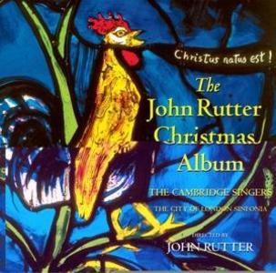 The J.Rutter Christmas Album als CD