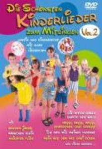 Die Schönsten Kinderlieder 2 als CD