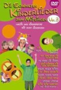 Die Schönsten Kinderlieder 3 als CD