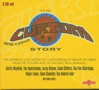 The Curtom Story als CD