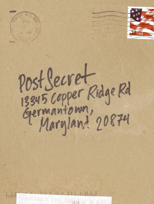 Postsecret: Extraordinary Confessions from Ordinary Lives als Buch
