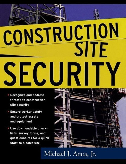 Construction Site Security als Buch