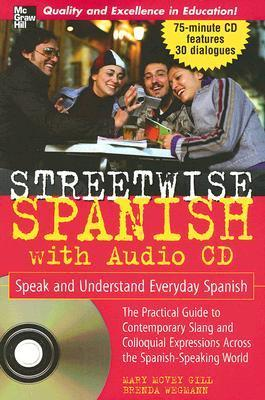 Streetwise Spanish (Book + 1CD) als Buch