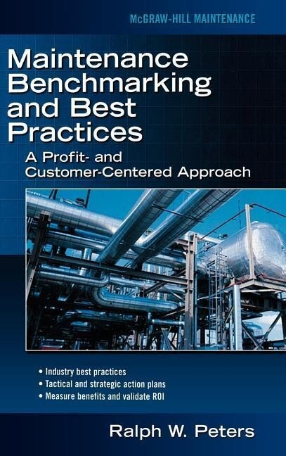 Maintenance Benchmarking and Best Practices als Buch