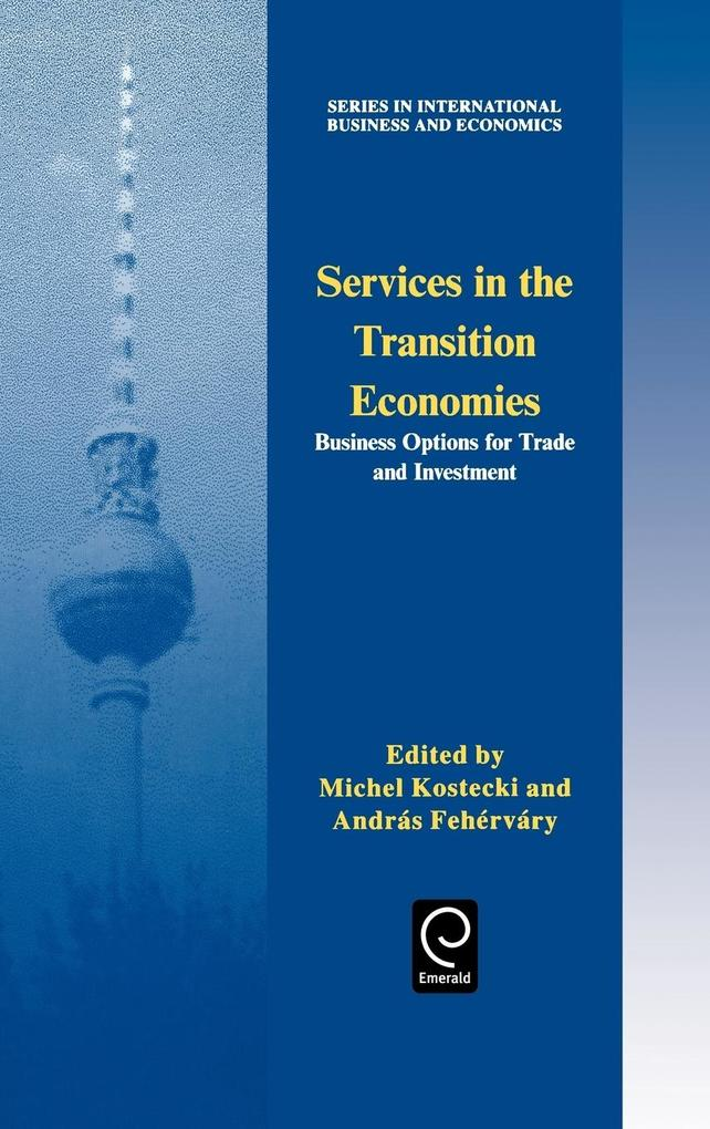 Services in the Transition Economies als Buch