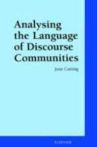 Analysing the Language of Discourse Communities als Buch