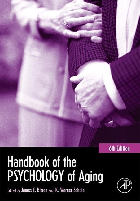 Handbook of the Psychology of Aging als Buch