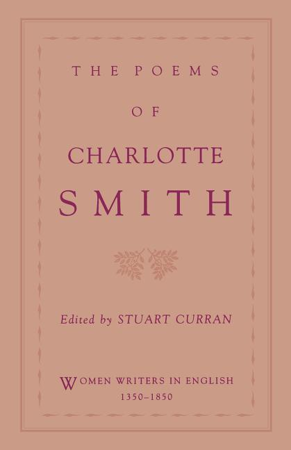 The Poems of Charlotte Smith als Taschenbuch