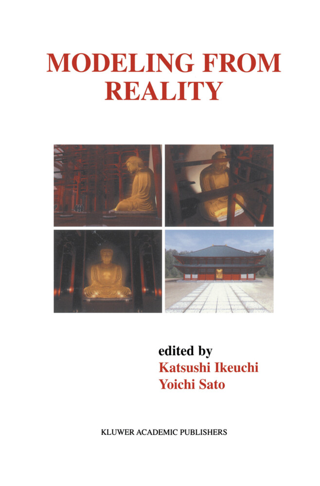 Modeling from Reality als Buch