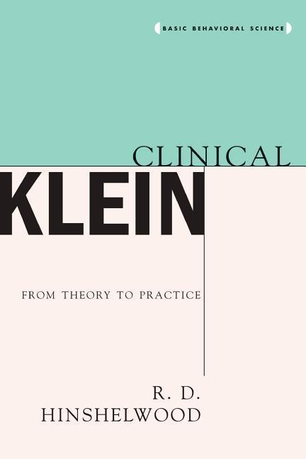 Clinical Klein als Taschenbuch