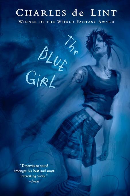 The Blue Girl als Taschenbuch