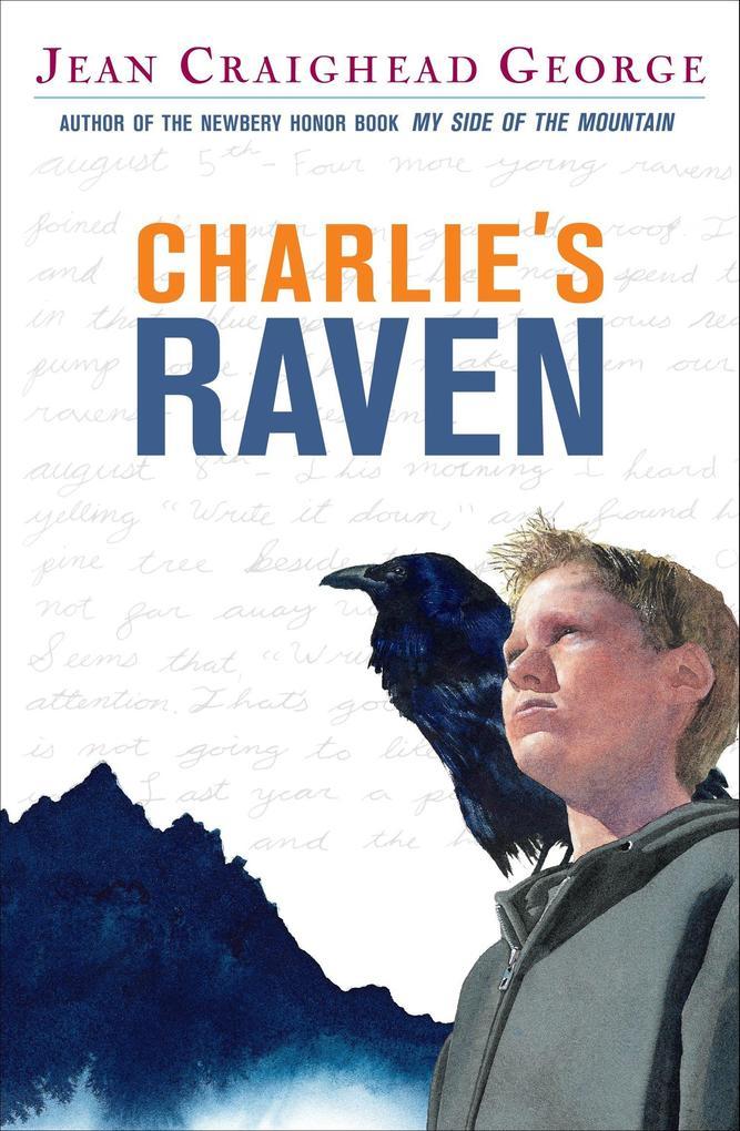 Charlie's Raven als Taschenbuch