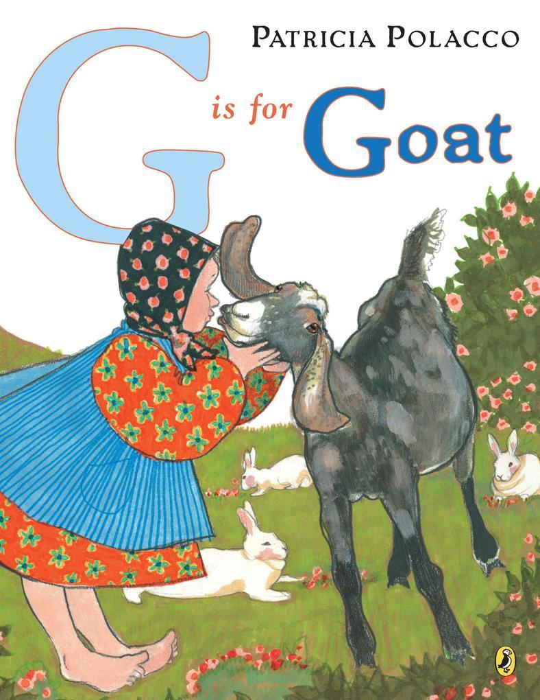 G Is for Goat als Taschenbuch