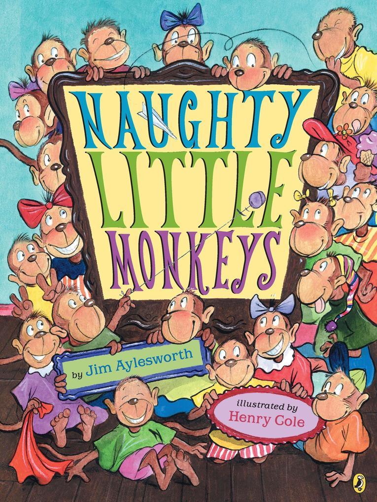 Naughty Little Monkeys als Taschenbuch