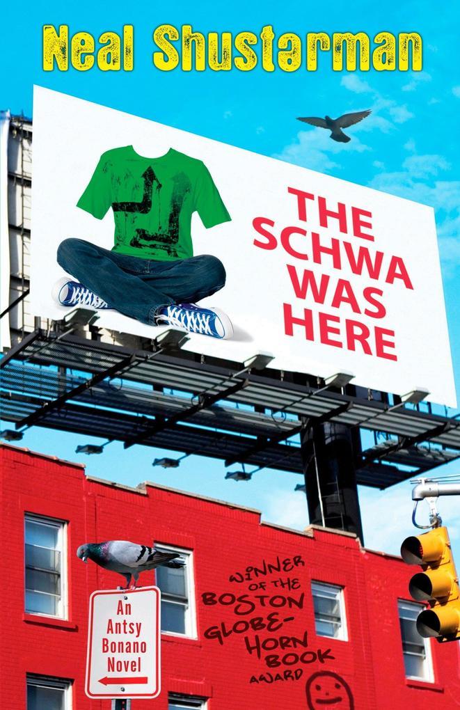 The Schwa Was Here als Taschenbuch