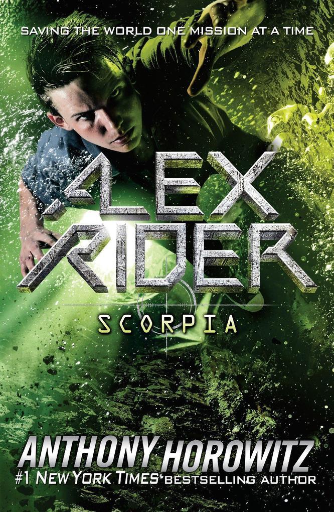 Scorpia als Taschenbuch