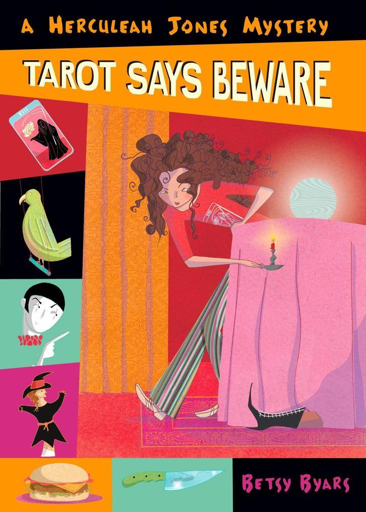 Tarot Says Beware als Taschenbuch