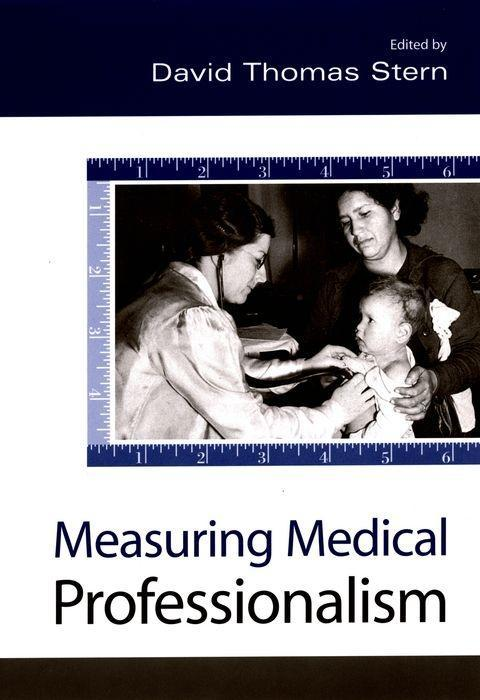 Measuring Medical Professionalism als Buch