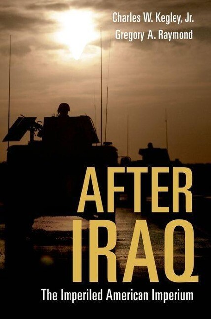 After Iraq: The Imperiled American Imperium als Taschenbuch