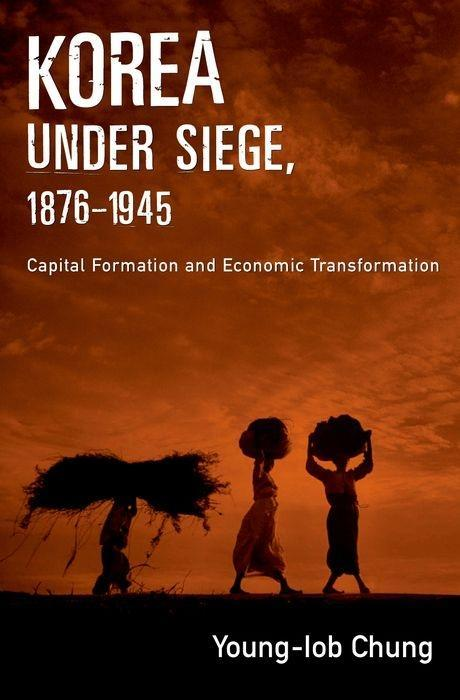 Korea Under Siege, 1876-1945: Capital Formation and Economic Transformation als Buch