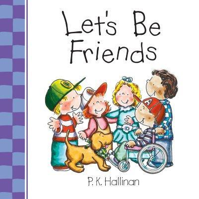 Lets Be Friends als Buch