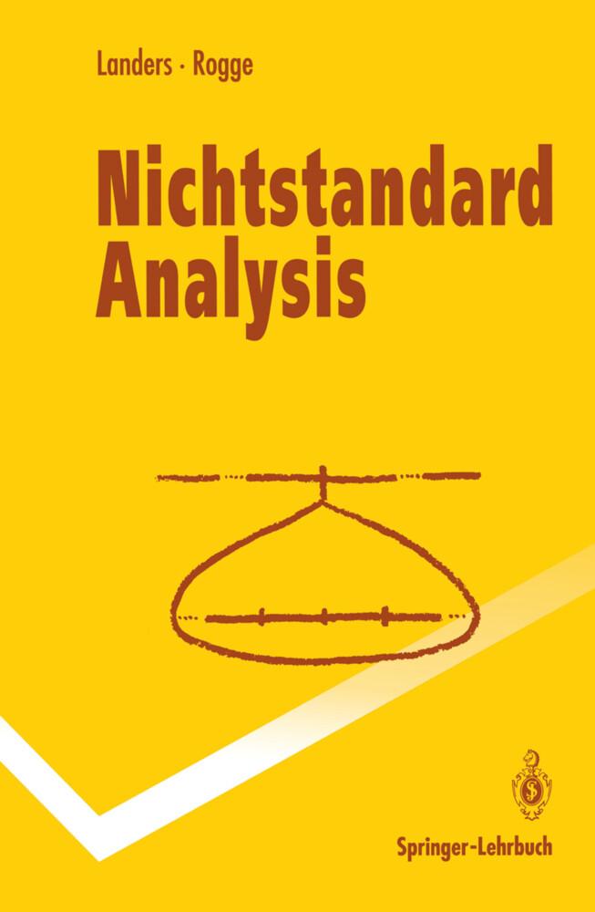 Nichtstandard Analysis als Buch