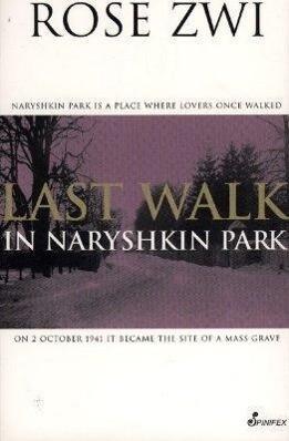 Last Walk in Naryshkin Park als Taschenbuch