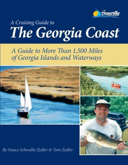 The Georgia Coast, Waterways and Islands als Taschenbuch