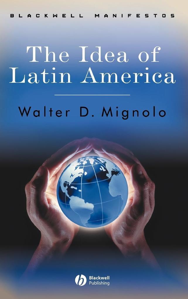 Idea Latin America als Buch