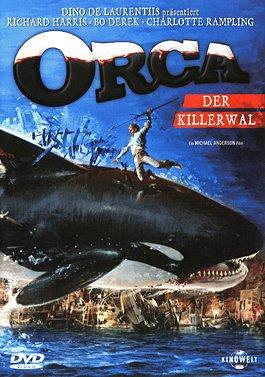 Orca, der Killerwal als DVD