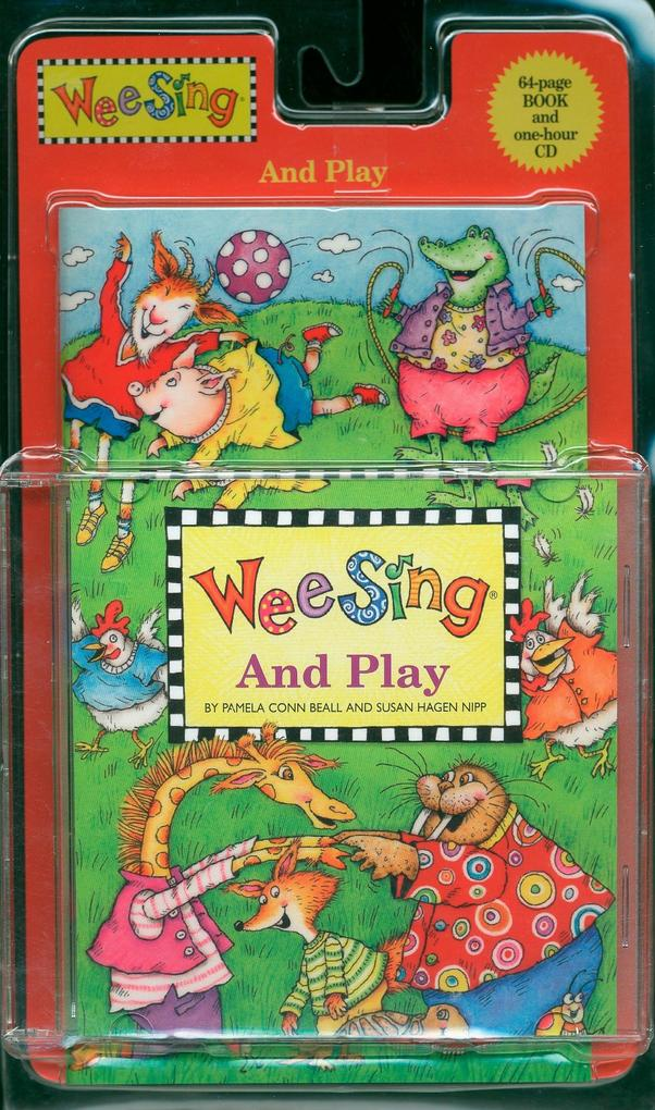 Wee Sing and Play with CD (Audio) als Taschenbuch