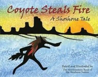 Coyote Steals Fire als Buch