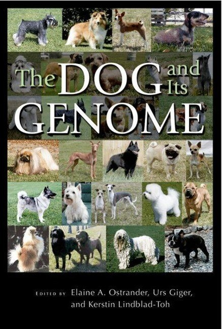 The Dog and Its Genome als Buch