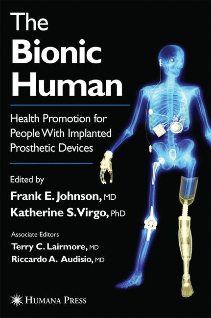 The Bionic Human als Buch