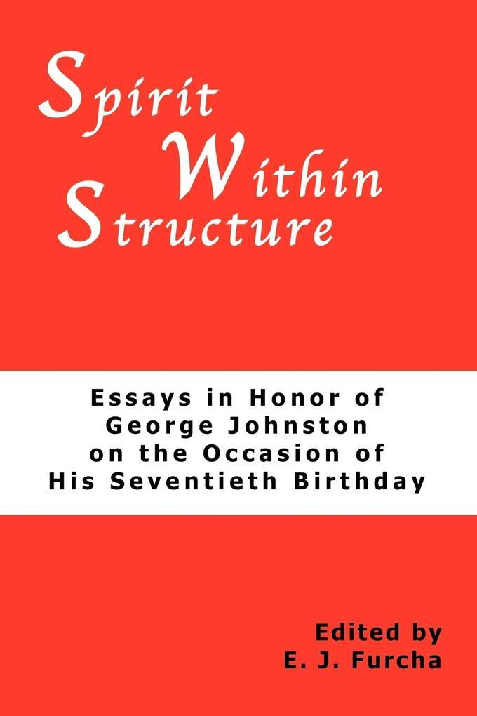 Spirit Within Structure als Taschenbuch