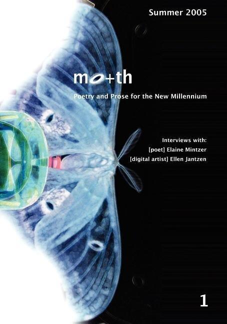 Mo+th Issue 1 als Taschenbuch