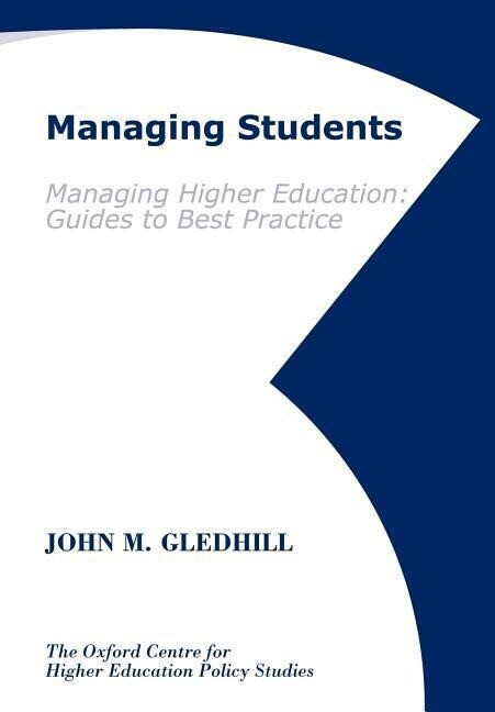 Managing Students als Buch