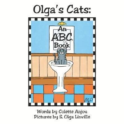 Olga's Cats: An ABC Book als Taschenbuch