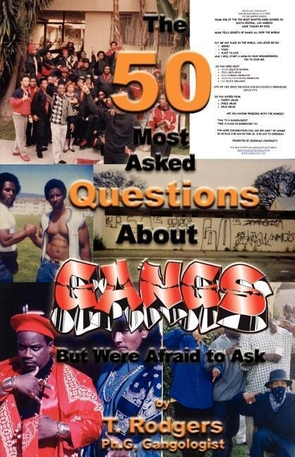 The Fifty Most Asked Questions about Gangs als Taschenbuch