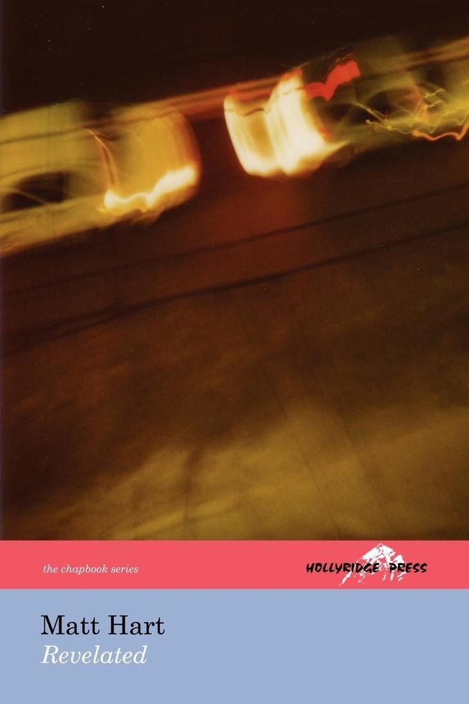 Revelated (The Hollyridge Press Chapbook Series) als Taschenbuch