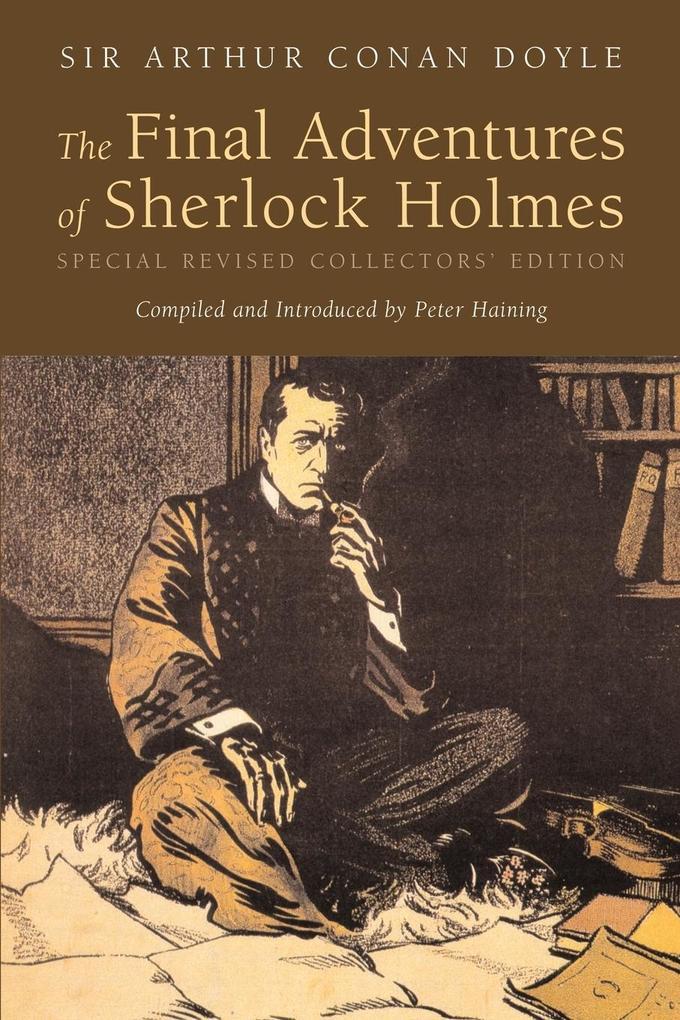 The Final Adventures of Sherlock Holmes als Buch