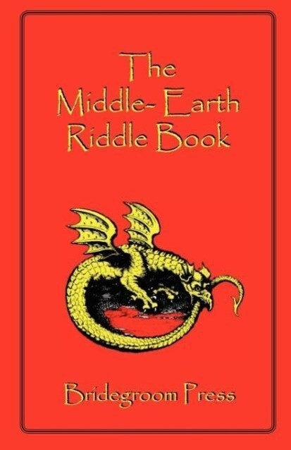 The Middle Earth Riddle Book als Taschenbuch