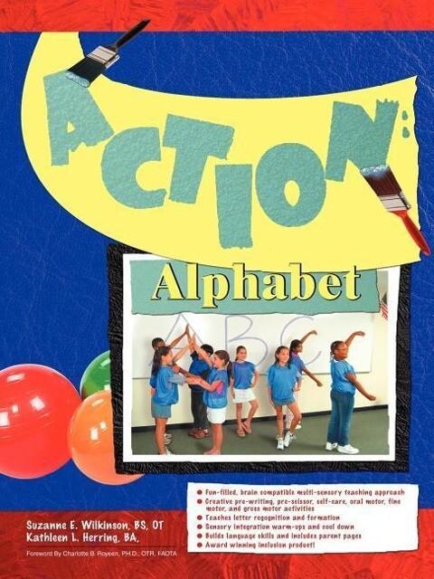 Action Alphabet als Taschenbuch