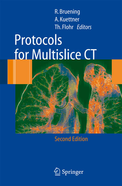Protocols for Multislice CT als Buch