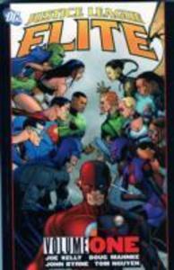 Justice League Elite TP Vol 01 als Taschenbuch