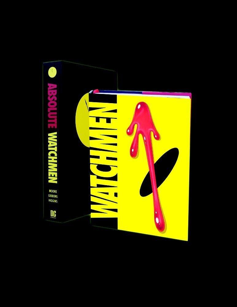 Watchmen: Absolute Edition als Buch