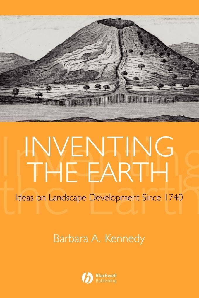 Inventing the Earth als Taschenbuch