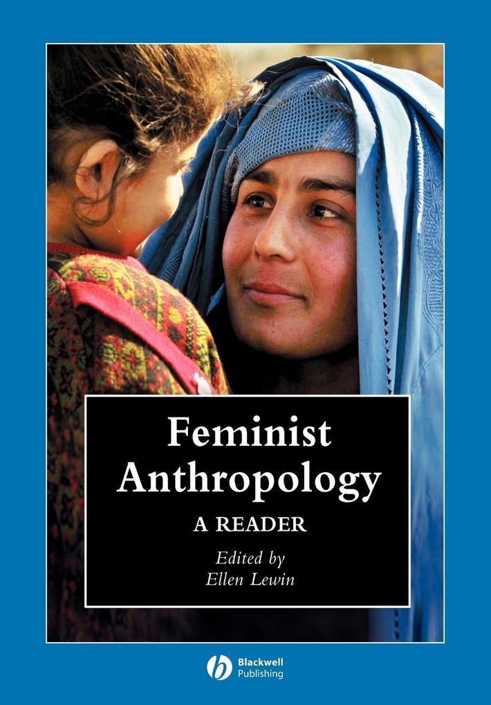 Feminist Anthropology als Taschenbuch