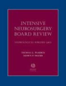 Intensive Neurosurgery Board Review: Neurological Surgery Q&A als Taschenbuch